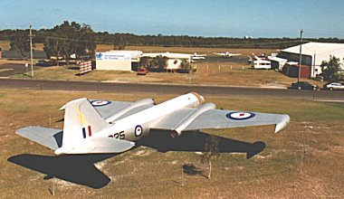 A84-225 at Queensland Air Museum