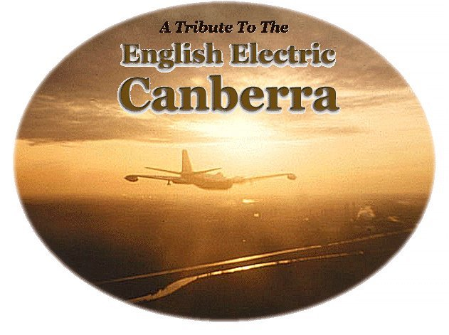 Click to enter the World of the EE Canberra